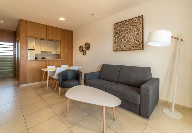 Apartamento en Punta Umbria - Punta Umbría Apartamento nuevo planta baja frente al mar
