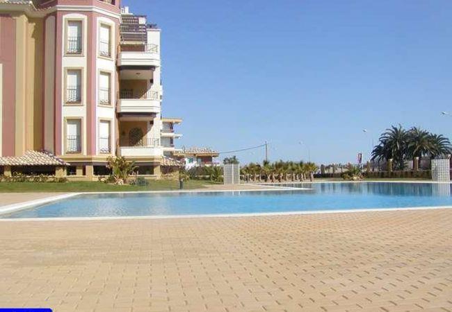 Apartamento en Isla Canela - Isla Canela apartamento nuevo familiar 2 dormitorios frente al mar