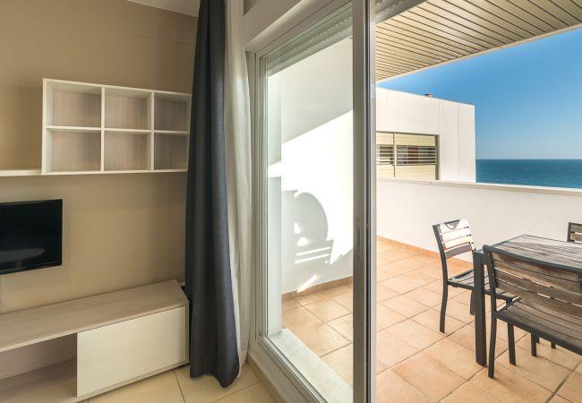 Apartment in Punta Umbria - Punta Umbria new apartment two bedrooms front line beach