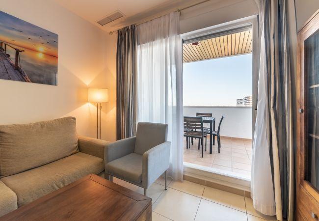Apartment in Punta Umbria - Vistas Punta Umbría 2 dormitorios