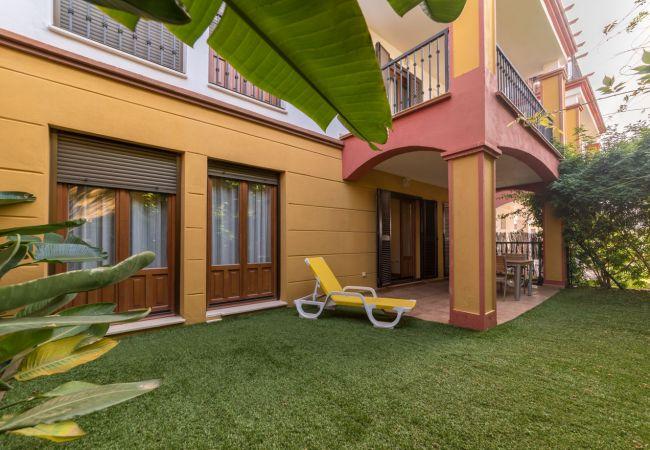 Lägenhet i Ayamonte - Golf och strand med 2 sovrum på Costa Esuri