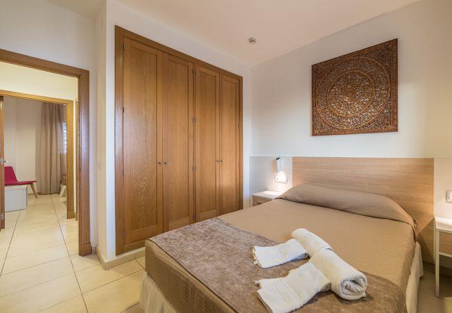 Lägenhet i Punta Umbria - Bottenvåning 2 sovrum golf och strand i Punta Umbría