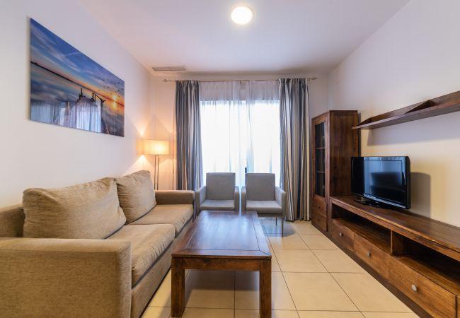 Lägenhet i Punta Umbria - Fjärde våningen två sovrum i Punta Umbría